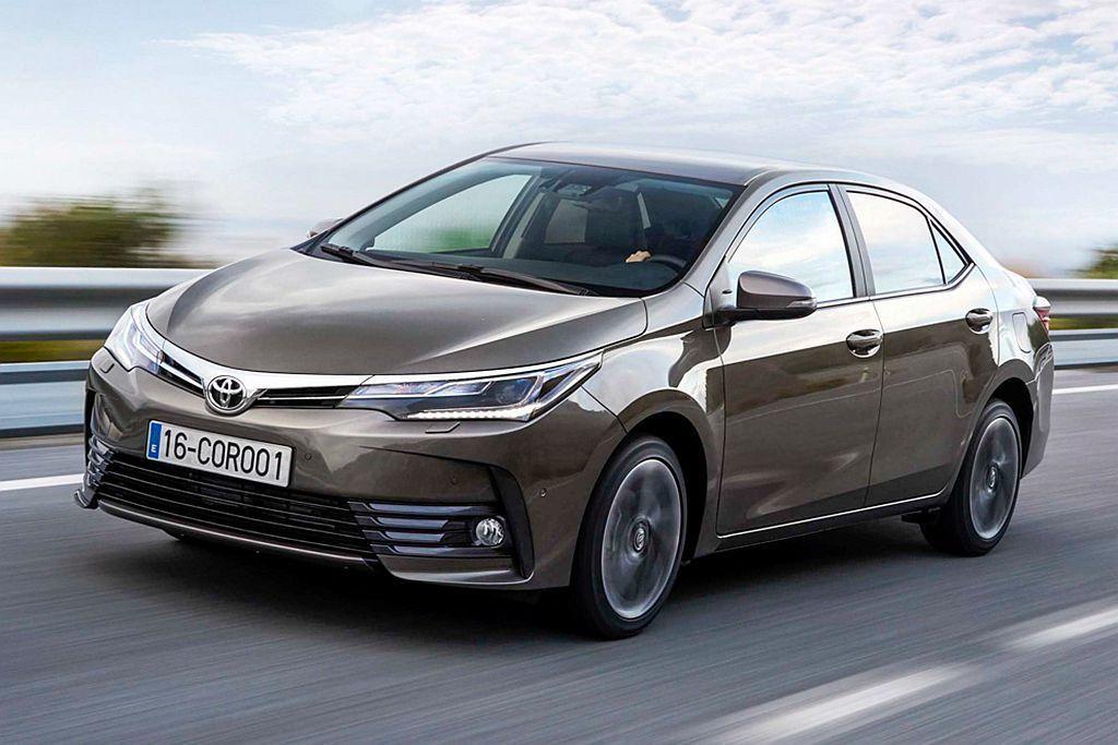 就算今年將開賣全新第12代Toyota Corolla車系,但去年依舊是2018...