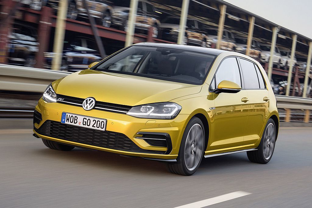 2018年歐洲新車銷售第一名仍舊是Volkswagen Golf車系。 摘自Vo...