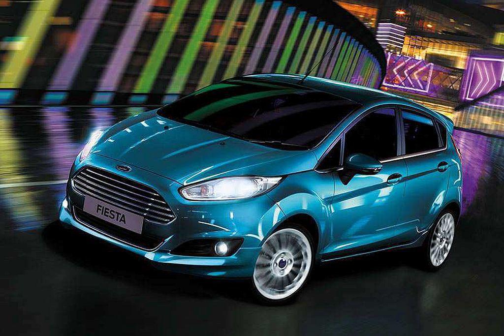 台灣Ford Fiesta搭載的Ford 1.0L EcoBoost 125渦輪...