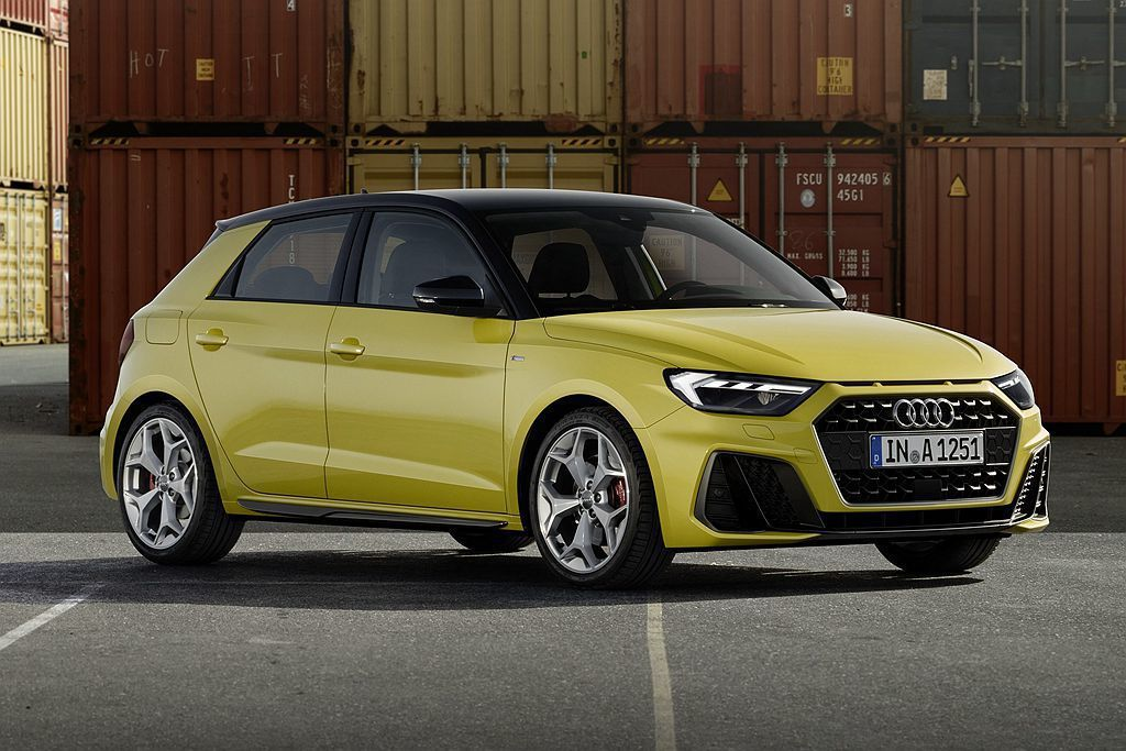 現行款Audi A1就提供1.0L直列三缸渦輪增壓引擎選項,不過有望在今年導入的...