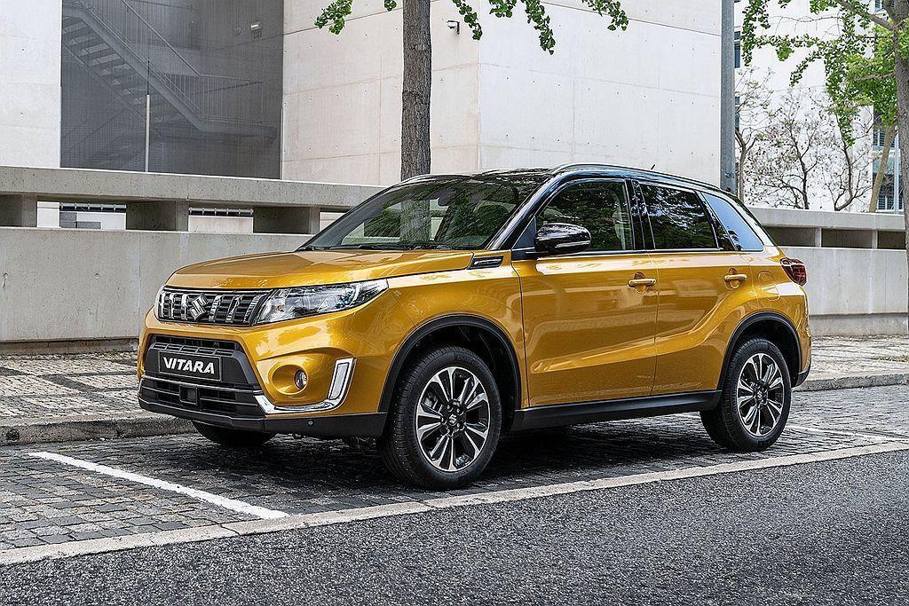 即將在今年導入的小改款Suzuki Vitara,有望換裝1.0L BOOSTE...