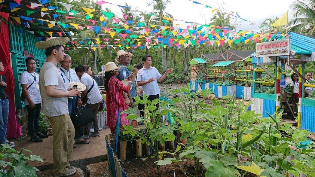 IFOAM Asia是亞洲有機運動的唯一區域國際組織。 新北農業局/提供。