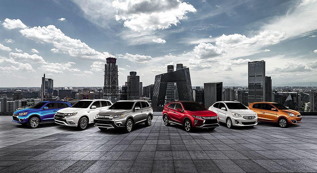 三菱汽車公布2018年全球銷售成績,各市場一共賣出121.8萬輛並成長18%的成...