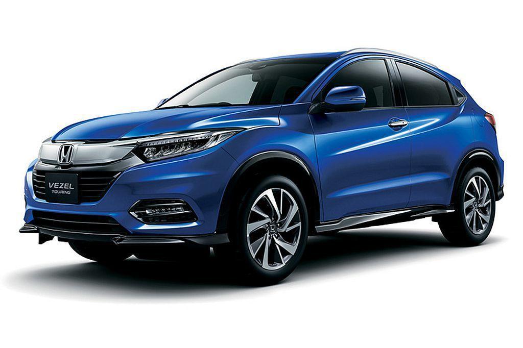 Honda Vezel即為台灣販售的HR-V,不僅去年就推小改款今年更追加Tou...