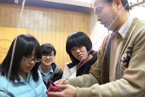 Factory NextGen設計了許多不同的活動,將更多的的族群帶進了紡織工當...