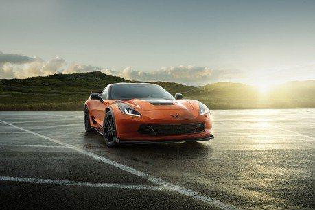 最終版Corvette C7跑車歐洲上市!再見了經典FR設定