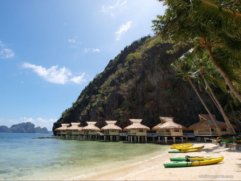 十二生肖的開運旅遊地出爐,圖為愛妮島的迷你諾島度假村Miniloc Island...