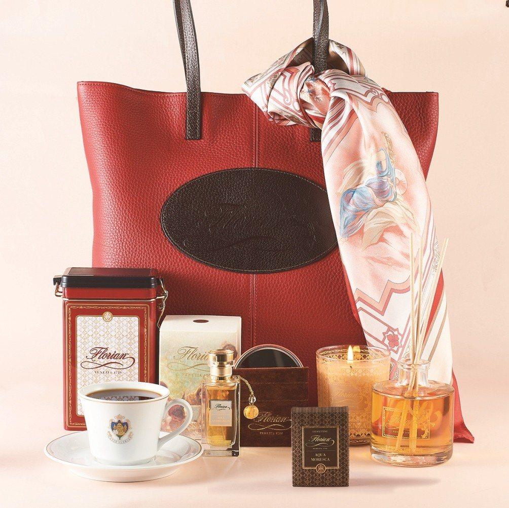 義大利經典品牌福里安花神今年也突破春節送禮傳統,推出創新精緻奢華的頂級香氛禮盒。...