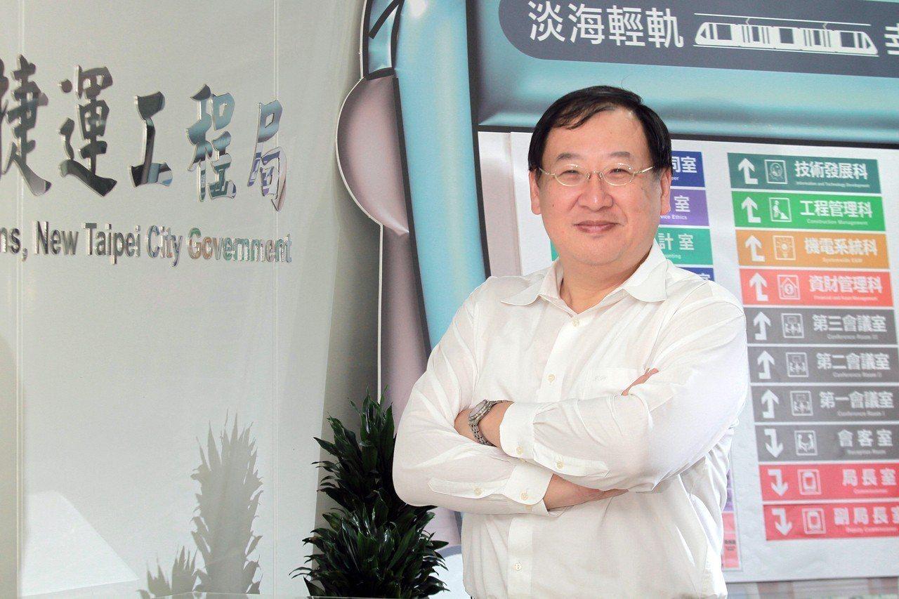 高雄市政府新任海洋局長趙紹廉。圖/高雄市政府提供