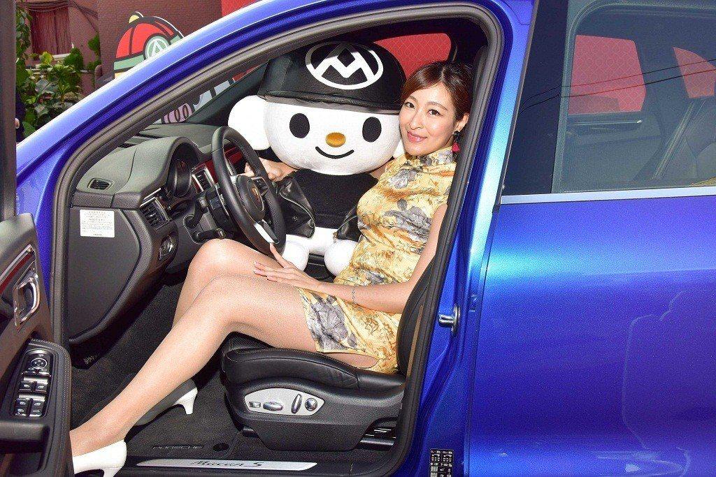 全聯豬年福袋抽獎大禮首度祭出豪華休旅、市值332萬元起的Porsche保時捷Ma...