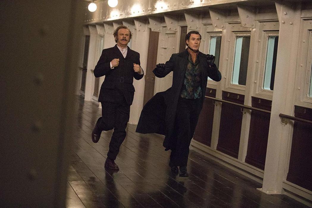 「福爾摩濕與滑生」也來搶攻賀歲喜劇市場。圖/摘自imdb