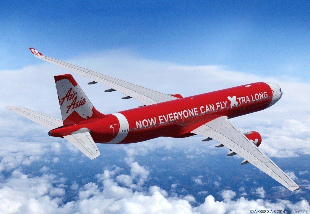 亞洲航空。圖/亞洲航空提供