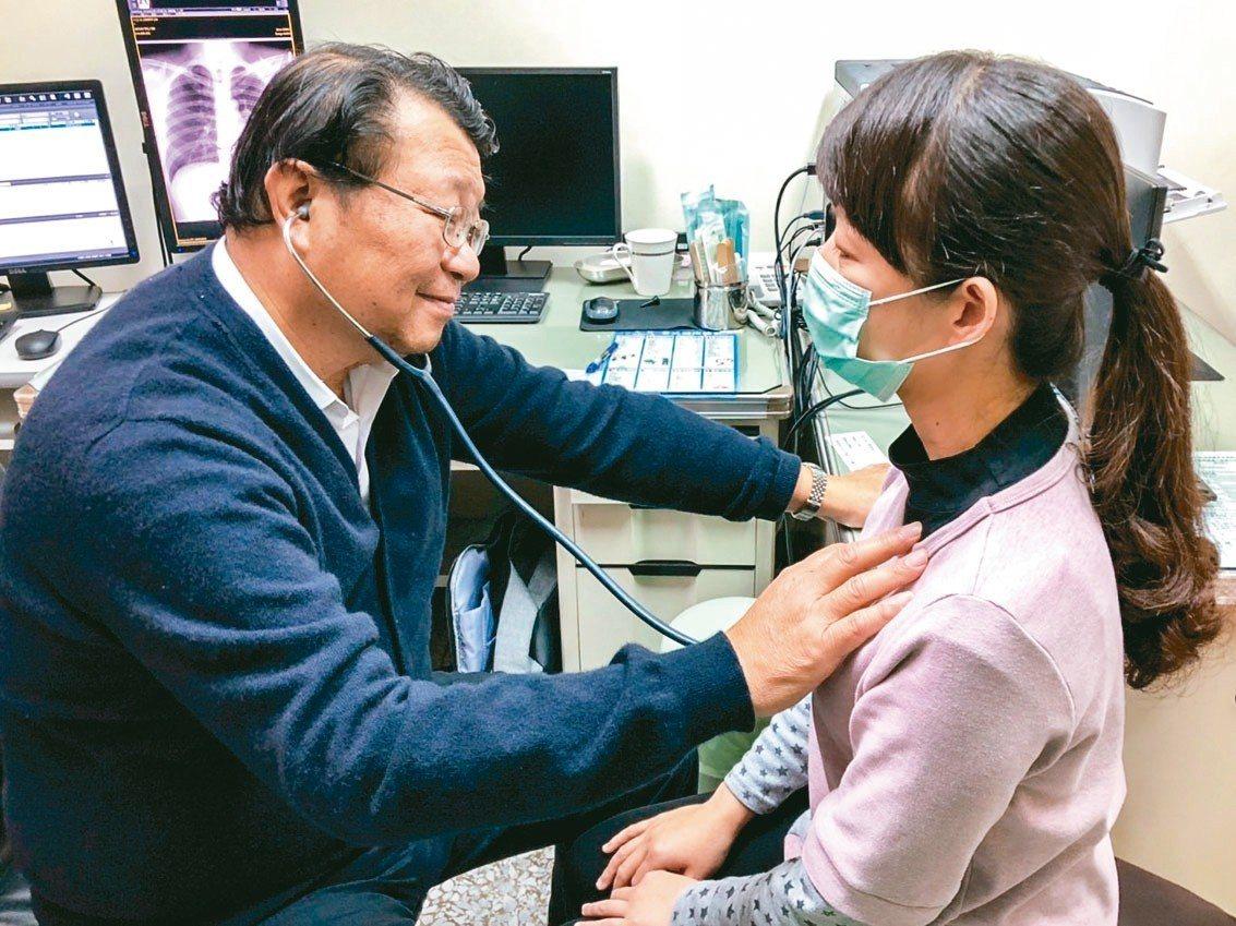 春節9天連假,花蓮縣衛生局協調縣內9所醫院開設類流感門診。 圖/衛生局提供