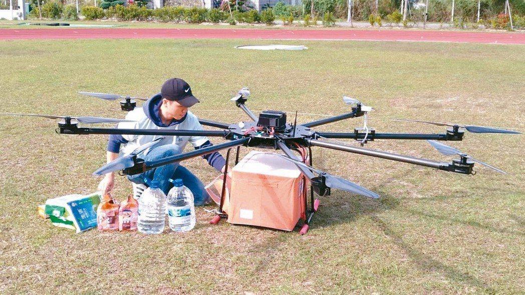 無人機過去被用來娛樂空拍,其實用途比想像中更廣,國際間已經利用無人機輕鬆噴灑農藥...