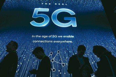 在今年拉斯維加斯國際消費電子展(CES)上,「5G」搶盡鋒頭,三星電子家電部門負...