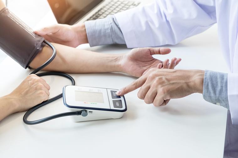 研究指出,缺少某些重要的微量元素,很可能也是造成高血壓的危險因子。 圖/ingi...