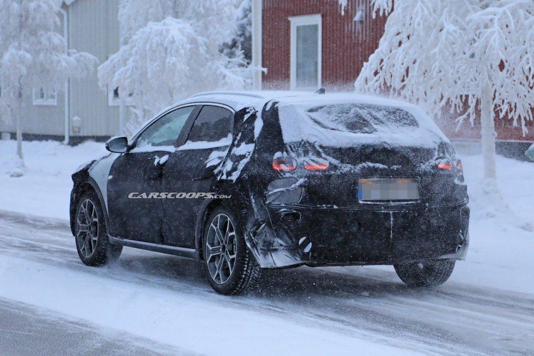 Kia XCeed有望成為品牌最新的小型跨界休旅。 摘自Carscoops
