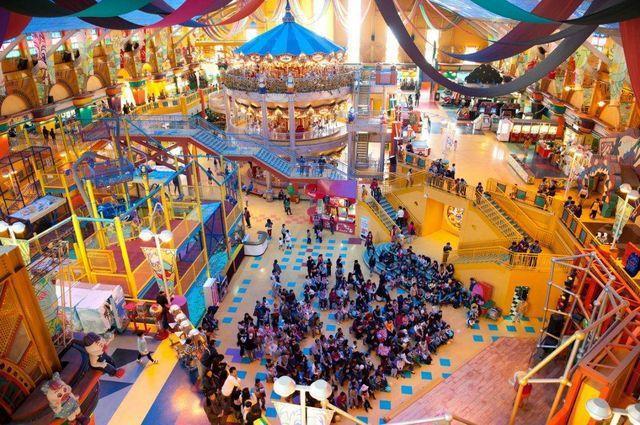 劍湖山世界主題樂園至108年2月10日,12歲以下免費。 劍湖山世界/提供