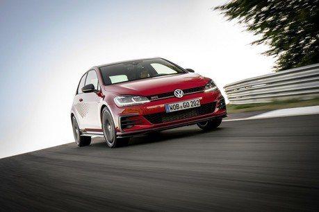 影/Volkswagen Golf GTI TCR真實0-100km/h加速有多快?