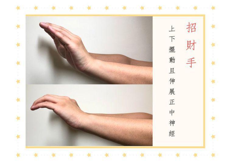 大掃除或使用電腦及手機過度,往往造成手腕及手肘痠麻,朴子醫院中醫科醫師李昌諴博士...