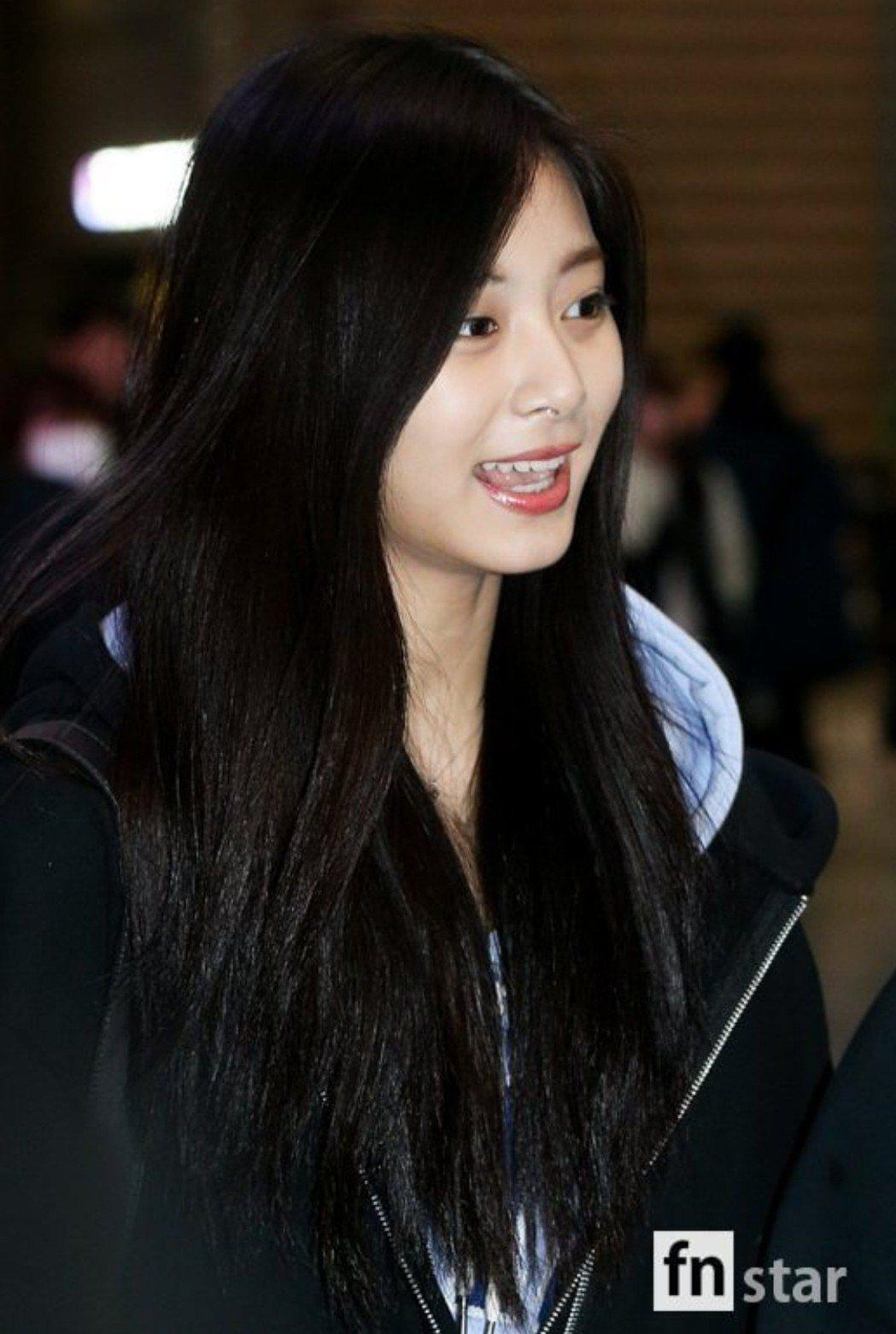 子瑜今天從韓國回台。圖/摘自fnstar