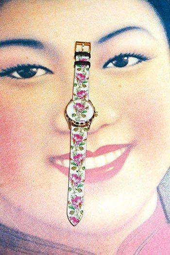 Gucci #TimeToParr是為腕表系列推出的數位合作計畫,請來英國知名紀...