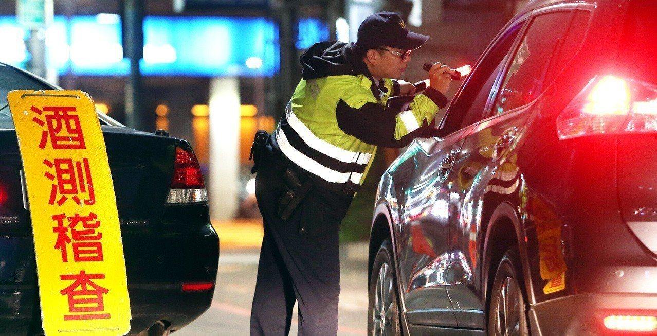 酒駕害命促使政府宣示修法重懲。 記者侯永全/攝影