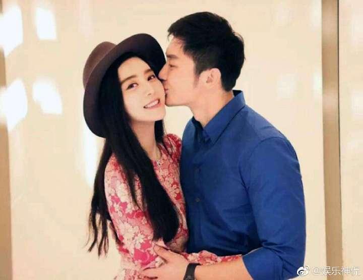 范冰冰(左)傳出和李晨在2月2日結婚。圖/摘自微博