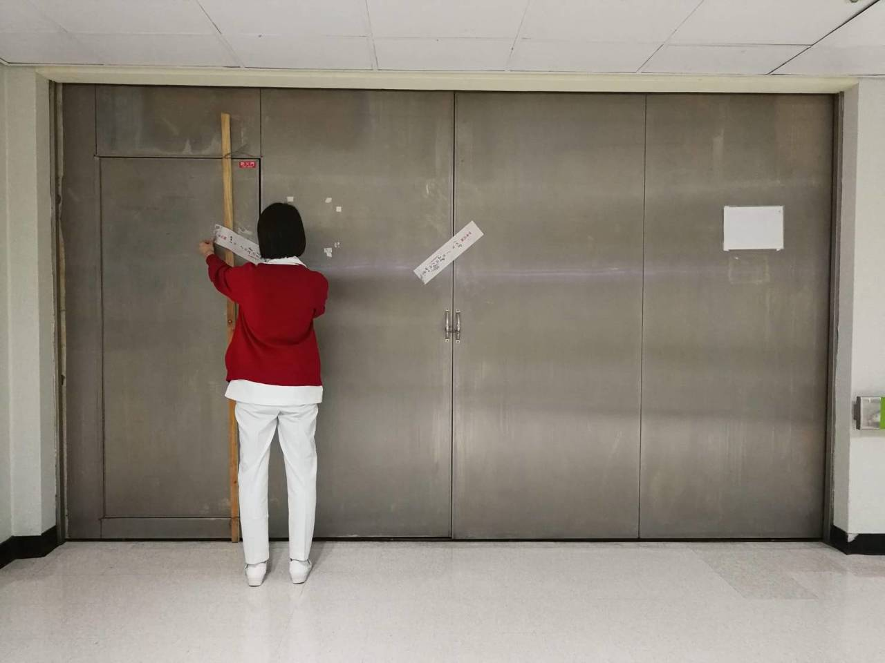 過年期間,人力吃緊,許多醫院會暫時關閉部分病房。圖/謝向堯醫師提供