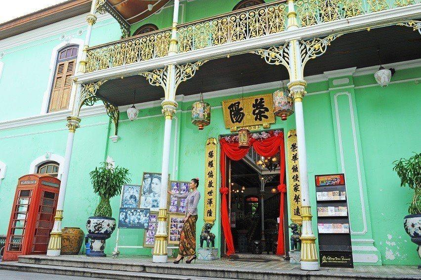 僑生博物館。圖/馬來西亞觀光局提供