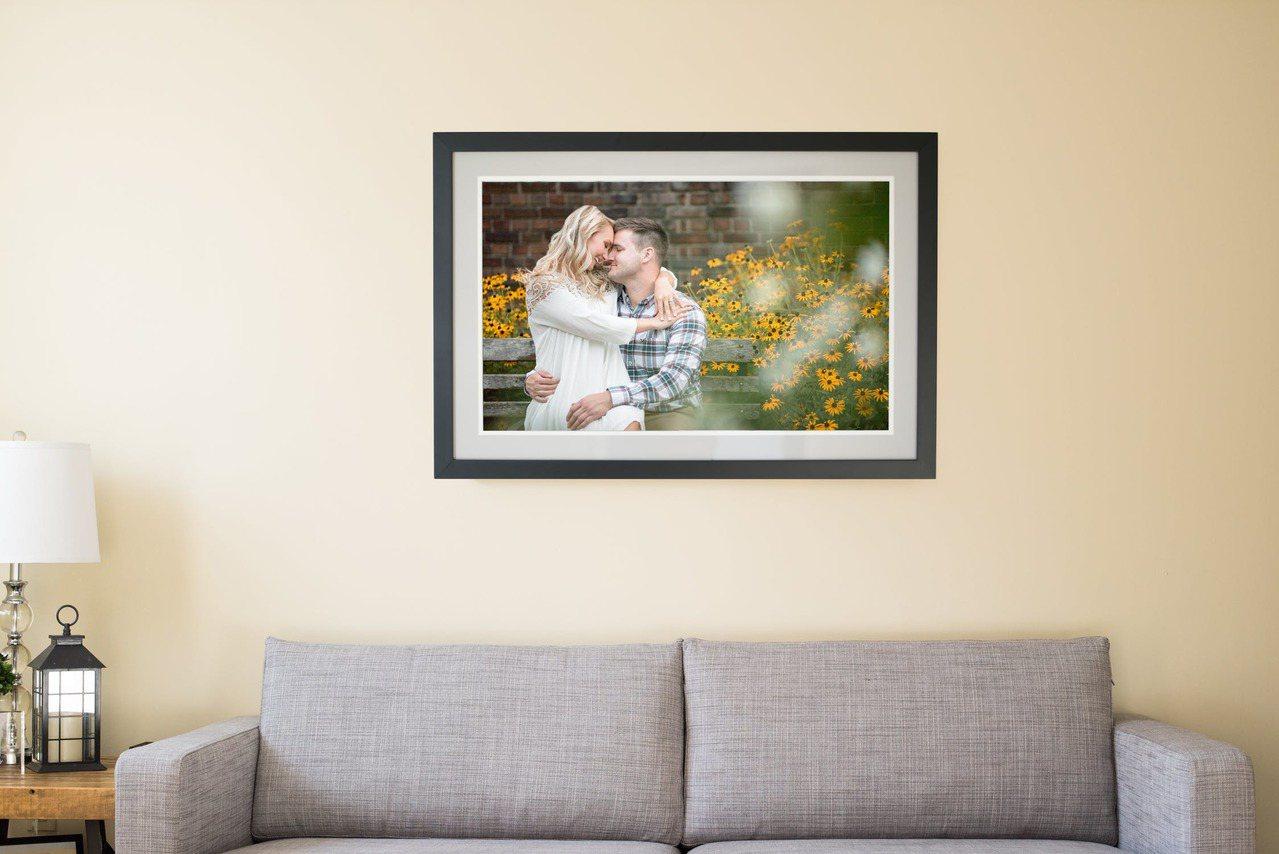 家裡如果擺肖像照片,容易有小人出現。圖/摘自pelexs