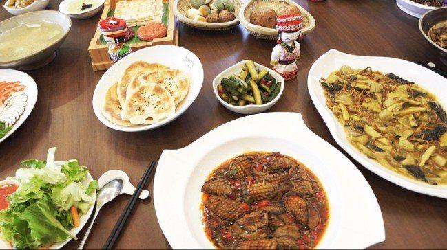 雲南素食餐宴