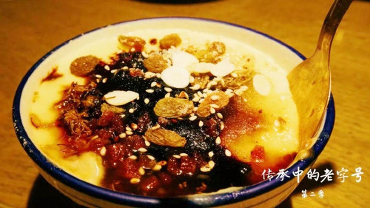 北京百年老字號茶湯李,至今已有160年歷史。憑一手「扣碗茶湯」的絕活,這種宮廷小...