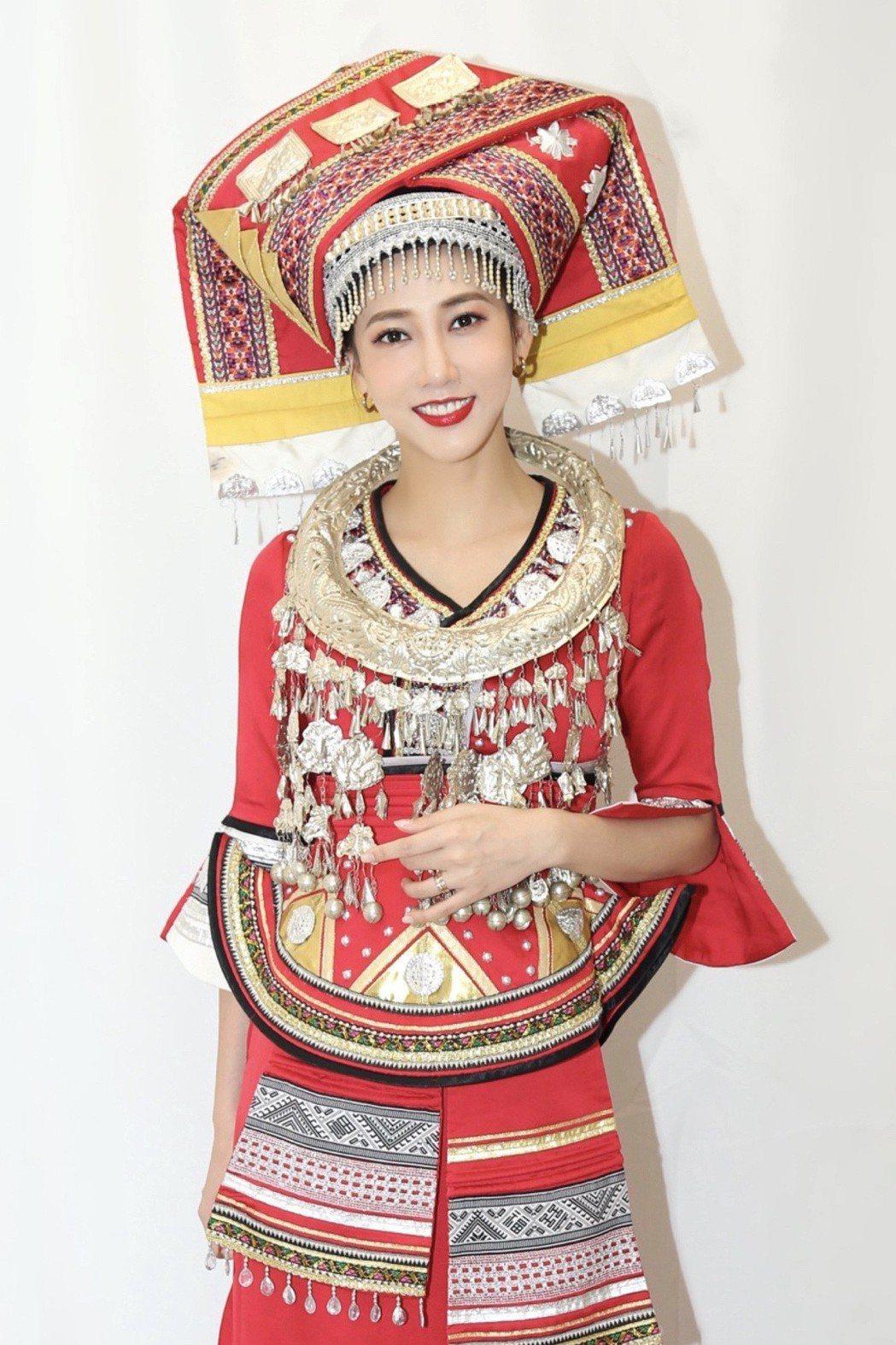 弦子登春晚  圖/泰洋川禾提供