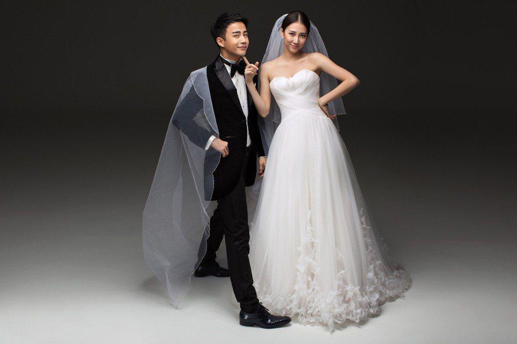 弦子和演員老公結婚三年  圖/泰洋川禾提供