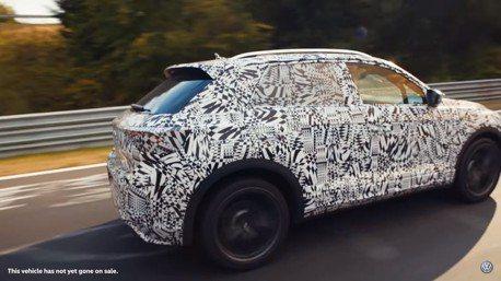 影/全新Volkswagen T-Roc R紐柏林測試中 有望於日內瓦亮相!