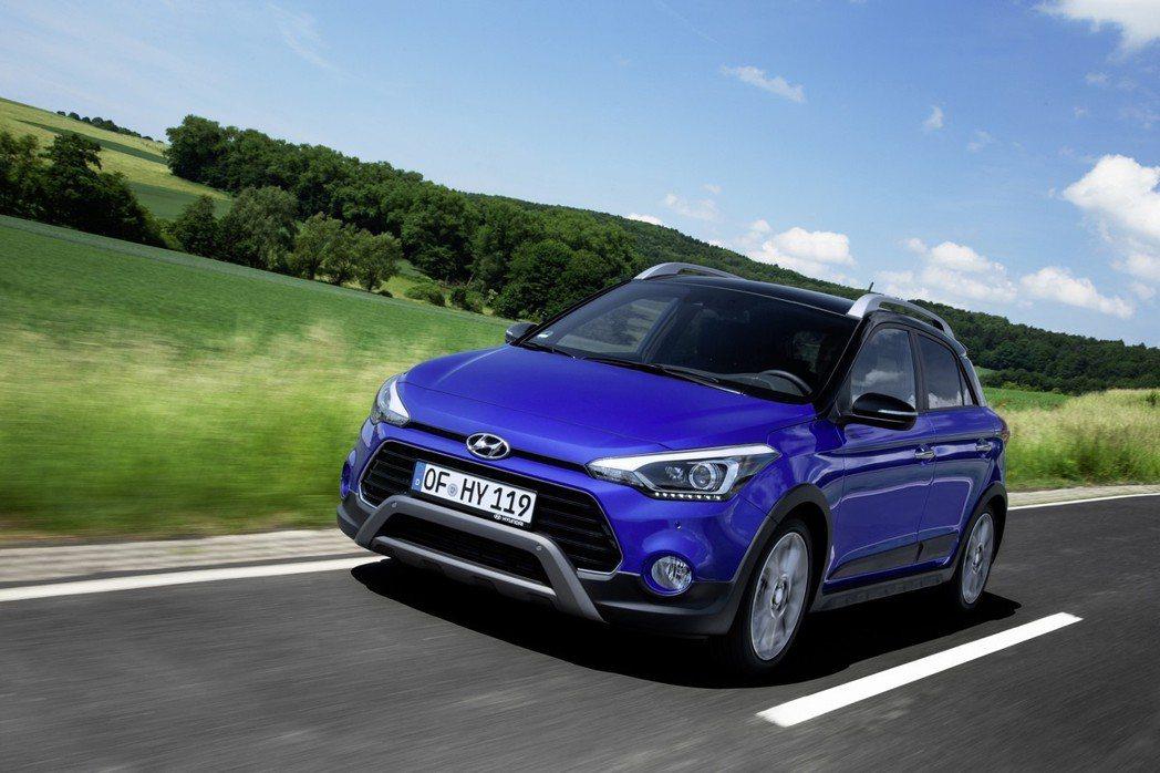 同樣在2018年迎來小改款式樣的Hyundai i20,被視為下一個將加入N Performance的車款。 摘自Hyundai