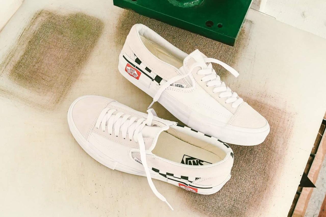 Vans Cap系列Slip-On CAP鞋2,180元。圖/ABC mart提...
