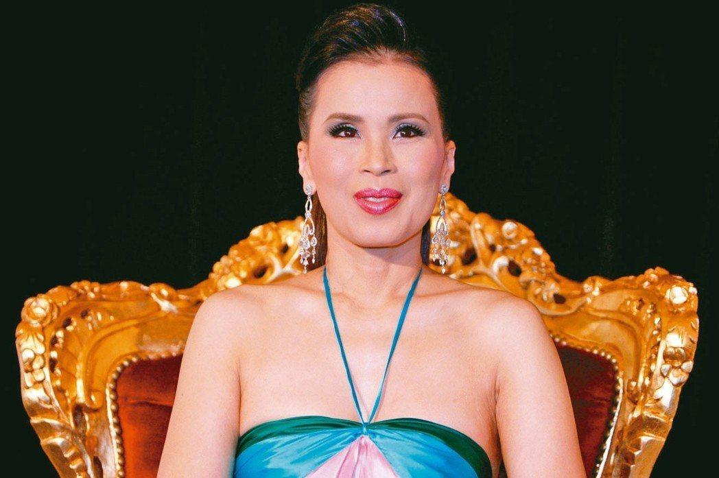 泰國王室長公主烏汶叻接受泰愛國黨邀請,宣布參選總理。 路透