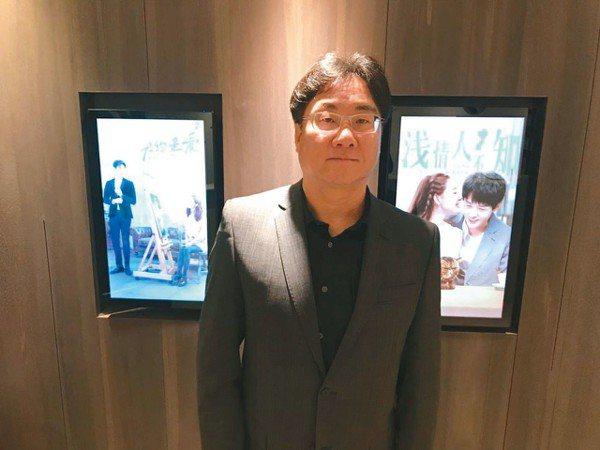 鑫盛傳媒董事長羅法平