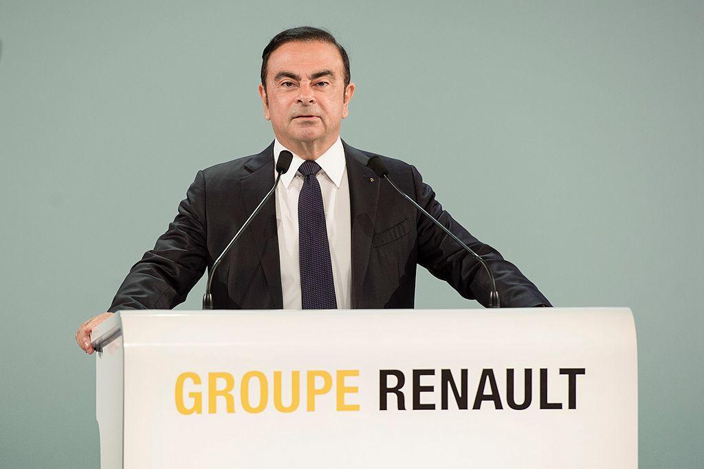 去年11月法國雷諾-日產-三菱聯盟首席兼CEO Carlos Ghosn,因涉嫌...