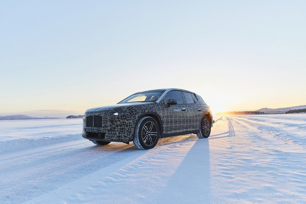 準量產版BMW iNEXT。 摘自BMW
