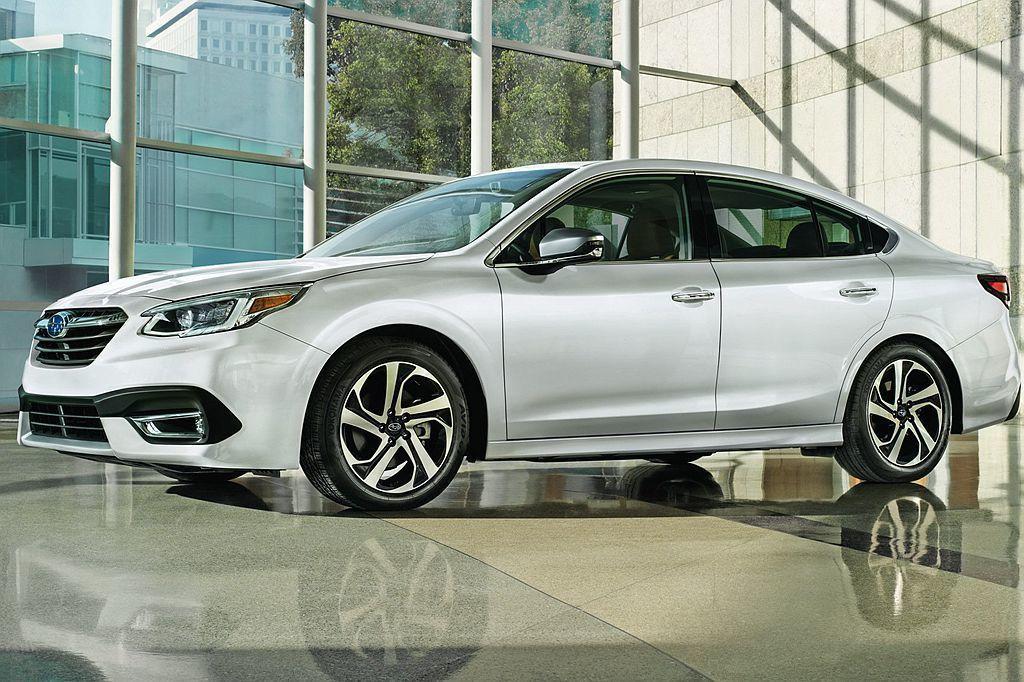 全新第七代Subaru Legacy換裝SGP模組化底盤平台,顯著提升車體剛性與...