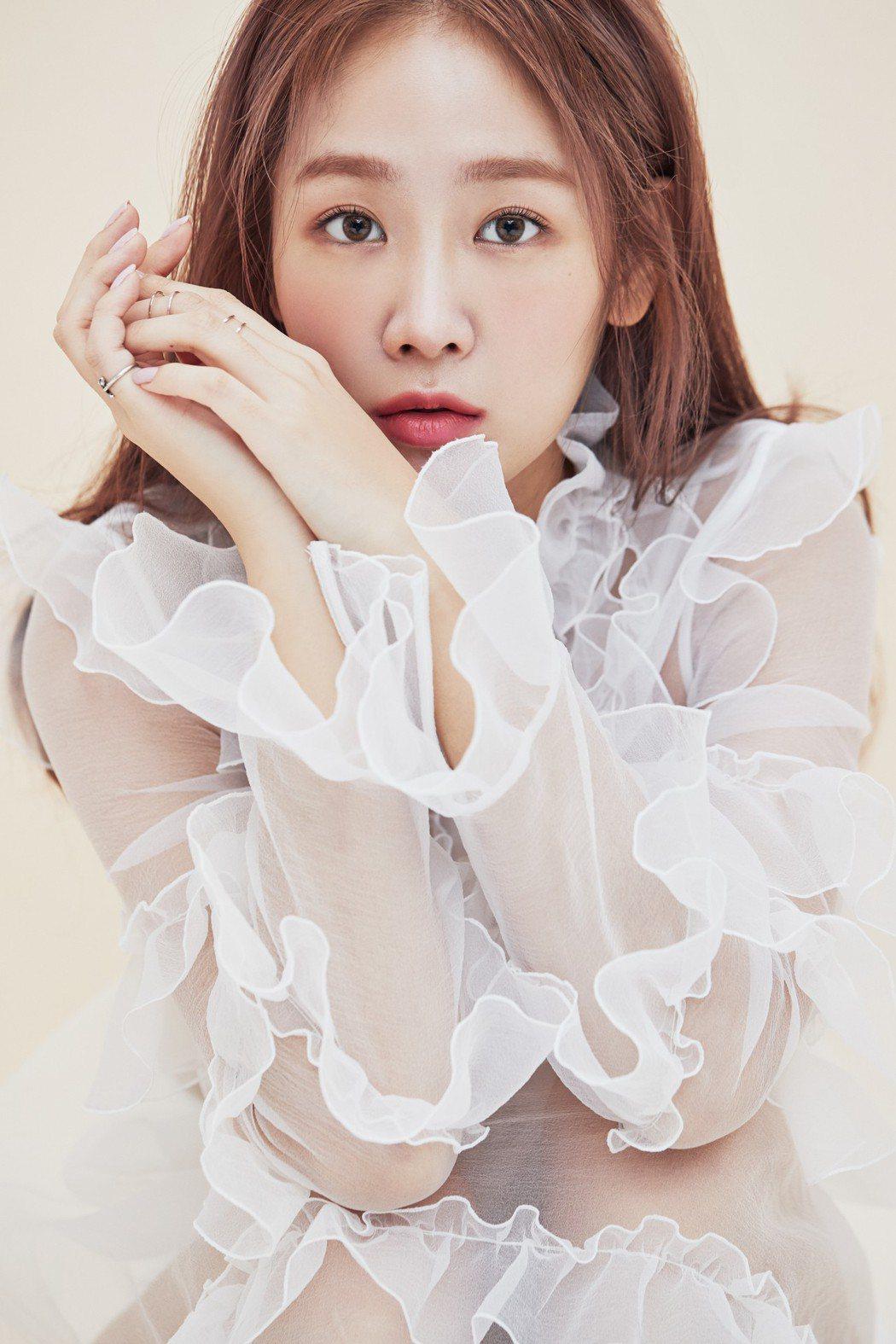 昭宥有時很思念SISTAR姊妹。圖/STARSHIP娛樂提供