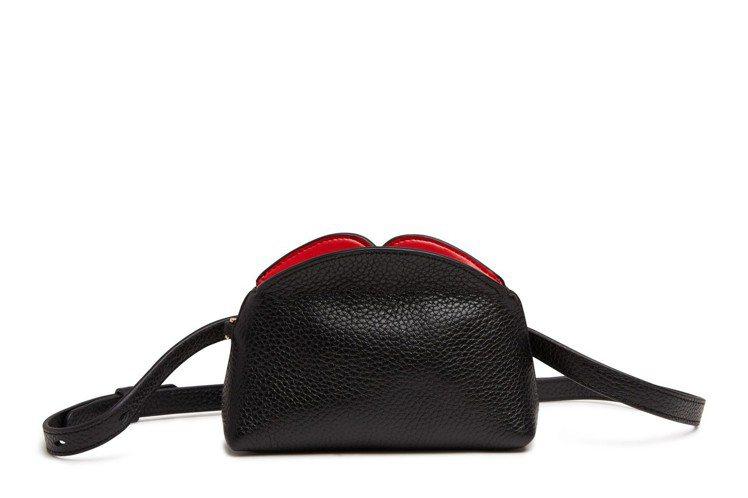 迷你紅脣腰包,7,680元。圖/LULU GUINNESS提供