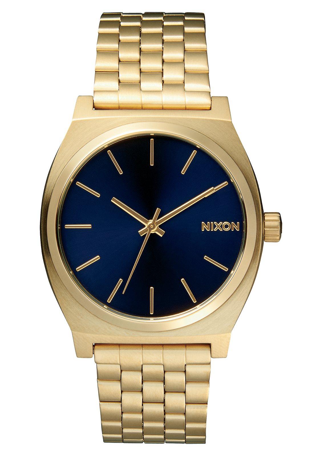 Nixon Time Teller腕表5,500元。圖/麥迪威提供