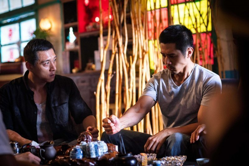 鄭人碩(左)、胡宇威(右)主演的「寒單」,目前穩坐賀歲檔國片冠軍。圖/想亮影藝提...