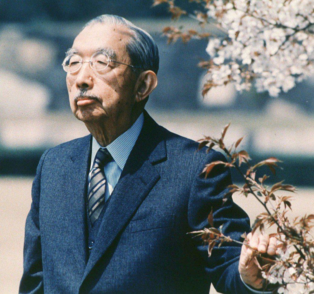 日皇昭和在二次世界大戰結束後成為虛位元首。 (路透)