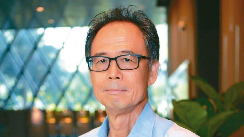 中鋼構董事長陳天民。