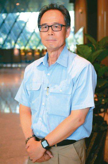 中鋼構董事長陳天民